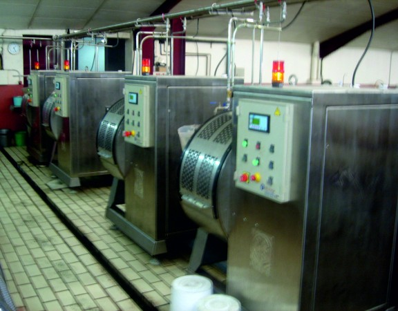 Lab Fässer