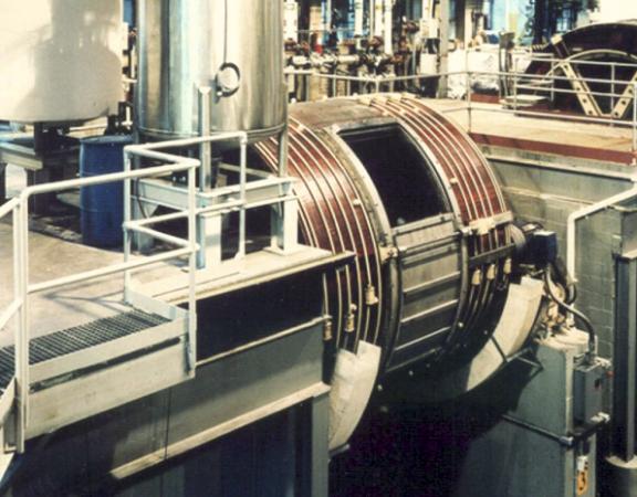 Konventionell Eco-Logic Turbo- Fässer für Nachgerben und Färben
