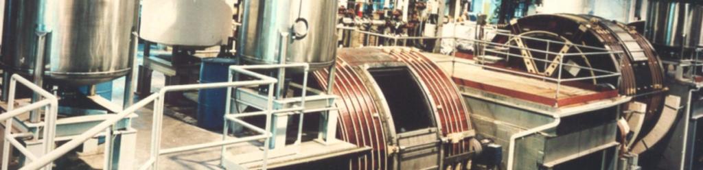 Bottali eco logic turbo bottali per conceria per tintura riconcia