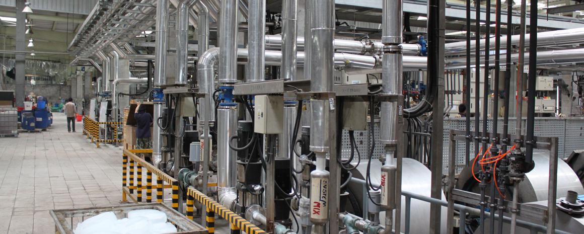 System Mix automatisierte Wasserdosierung